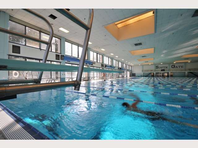 City of Southgate, 50M Pool